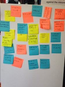 Stickies of possibilities!
