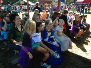 At the Carolina Renaissance Festival