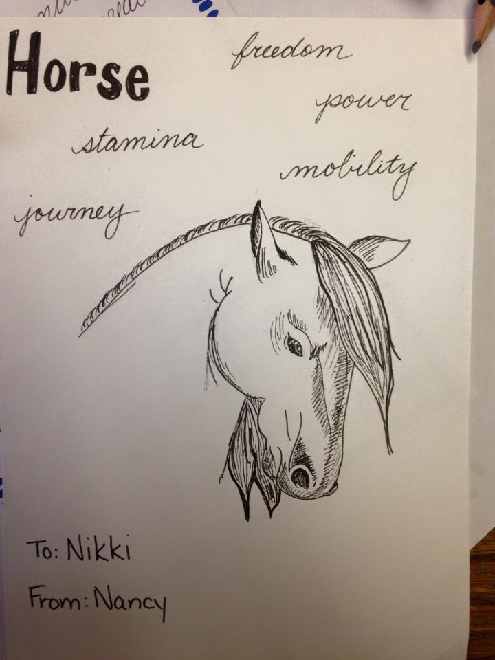 Gratitude In Drawings
